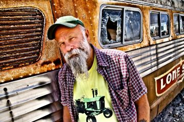 Seasick Steve - Press Shots